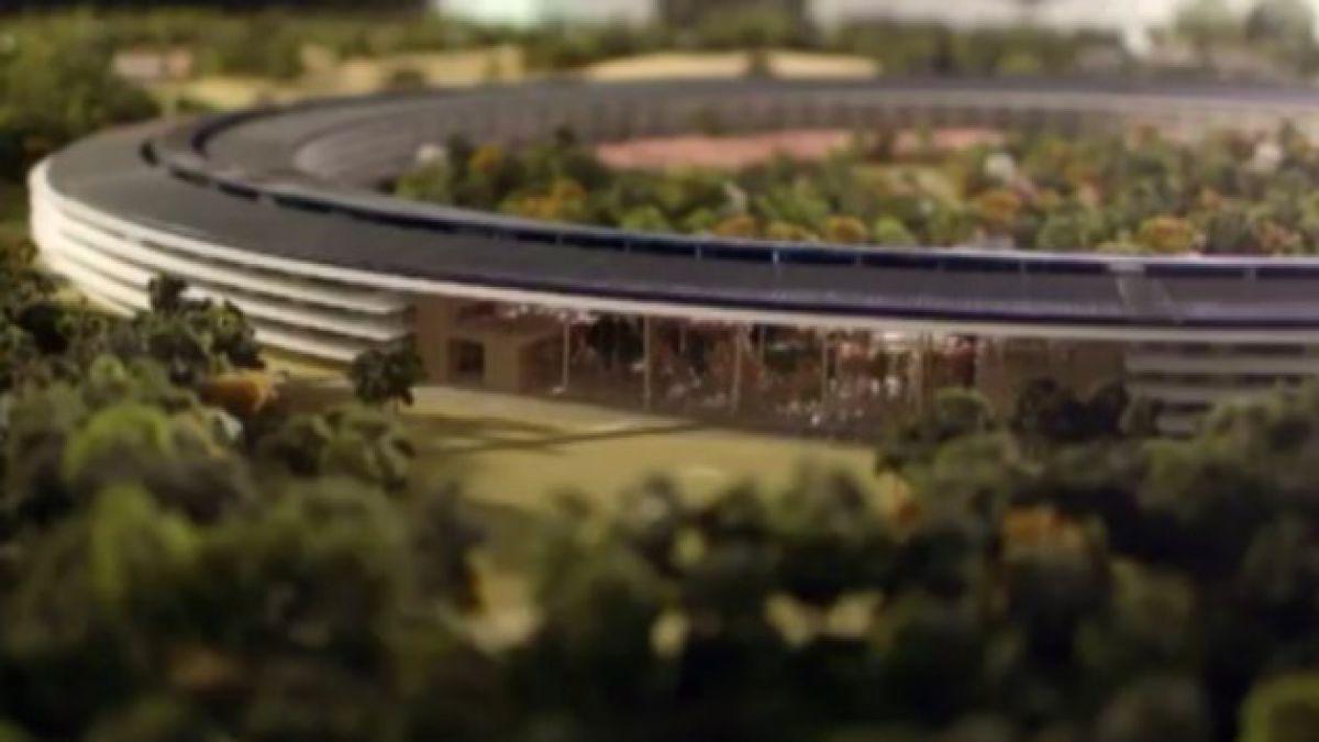 VIDEO: Steve Jobs reaparece en presentación del nuevo campus de Apple