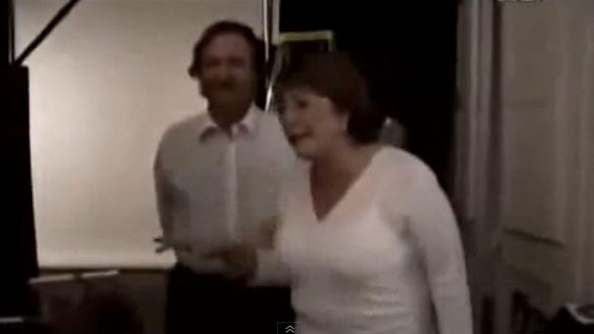 Controversia por dichos de Bachelet en sesión de fotos