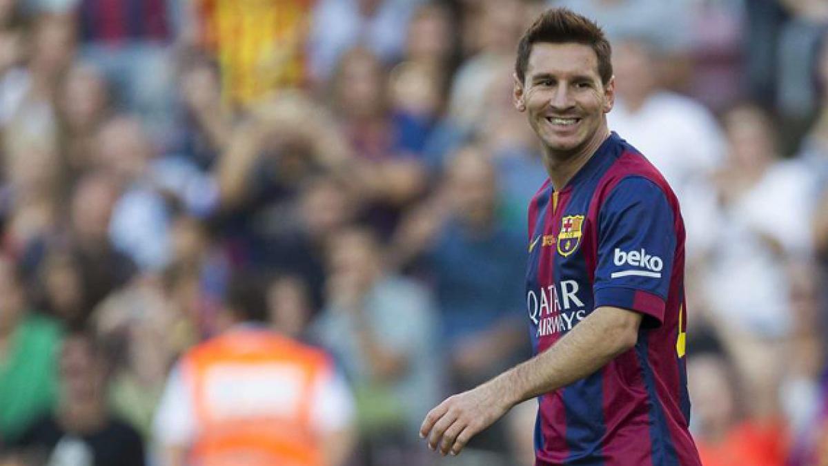 [VIDEO] Los 401 goles oficiales de Lionel Messi, uno por uno