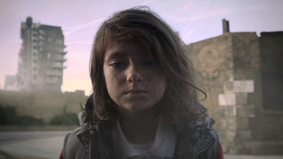Conmovedor video muestra realidad de niños en la guerra