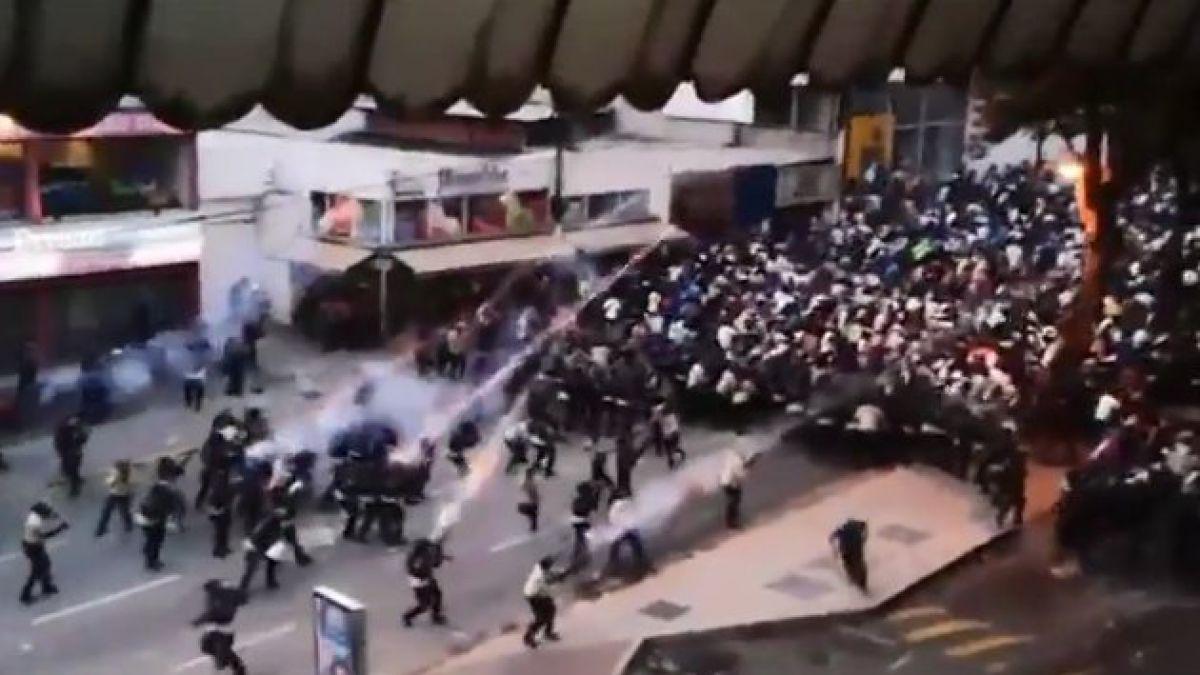 Video revela el lado más crudo de la violencia policial en Venezuela