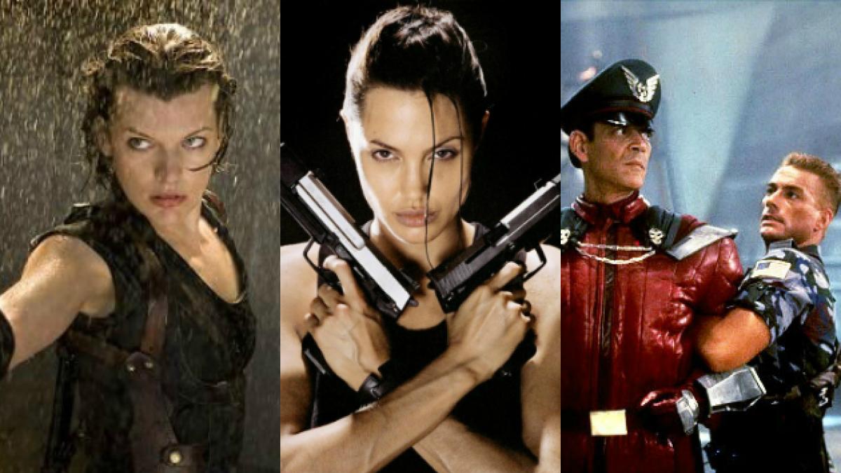 Videojuegos en el cine: 3 películas que funcionaron y 3 que fracasaron