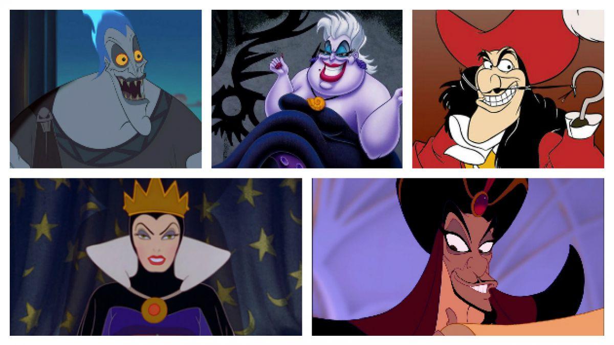 Los 7 villanos de Disney que deberían tener su propia película