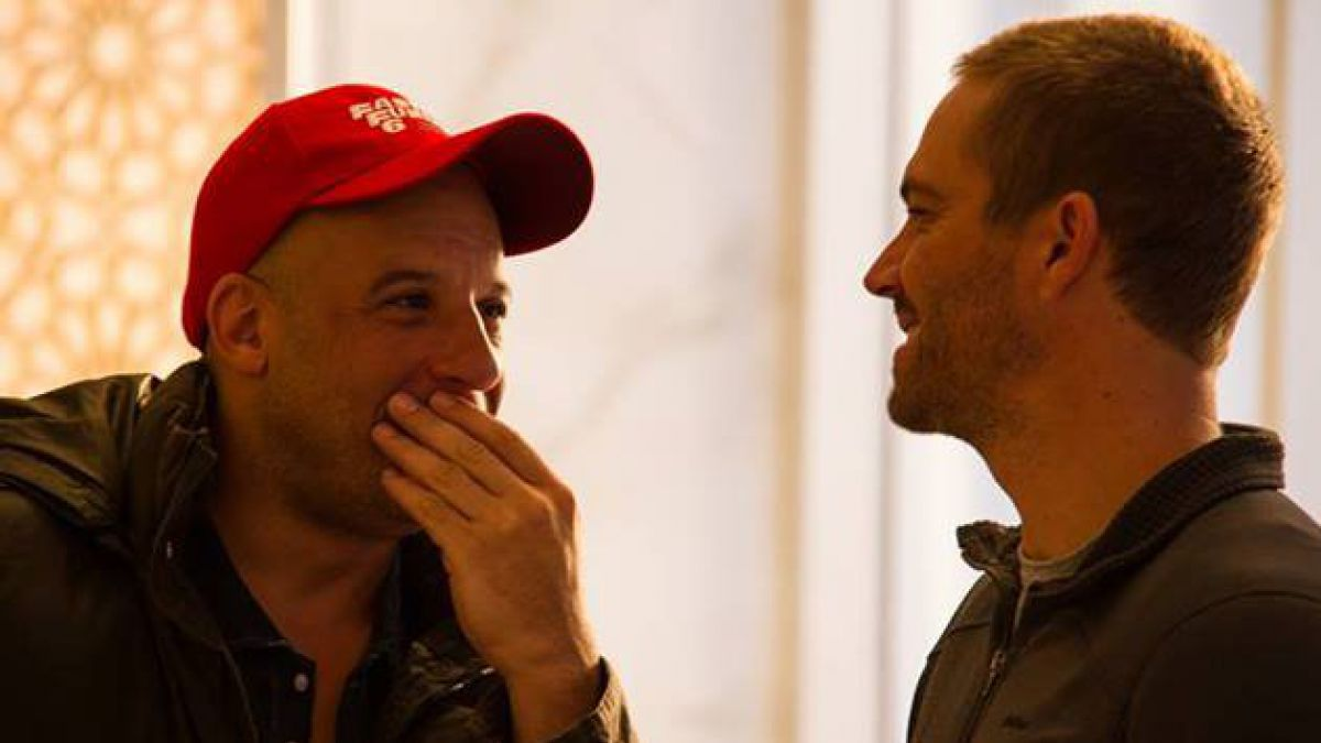 Vin Diesel a Paul Walker: Siempre te voy a querer