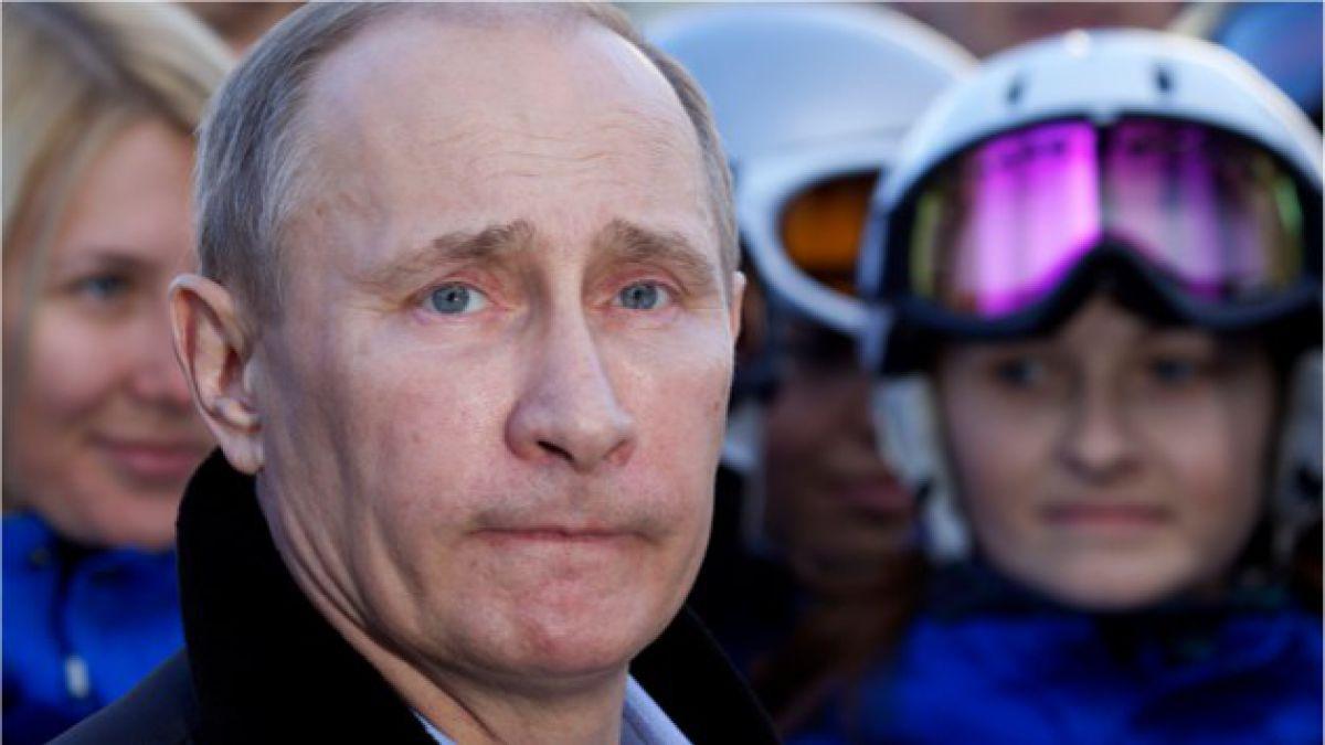 Vladimir Putin: Ucrania se tomó el poder por las armas