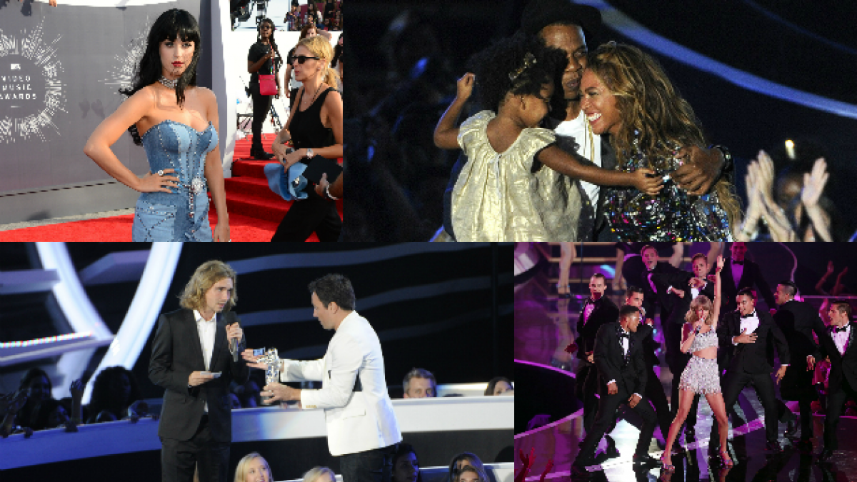 Los 7 momentos memorables que dejaron los MTV Video Music Awards 2014