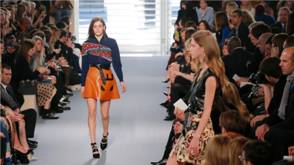 El exitoso debut de Nicolas Ghesquière en Louis Vuitton