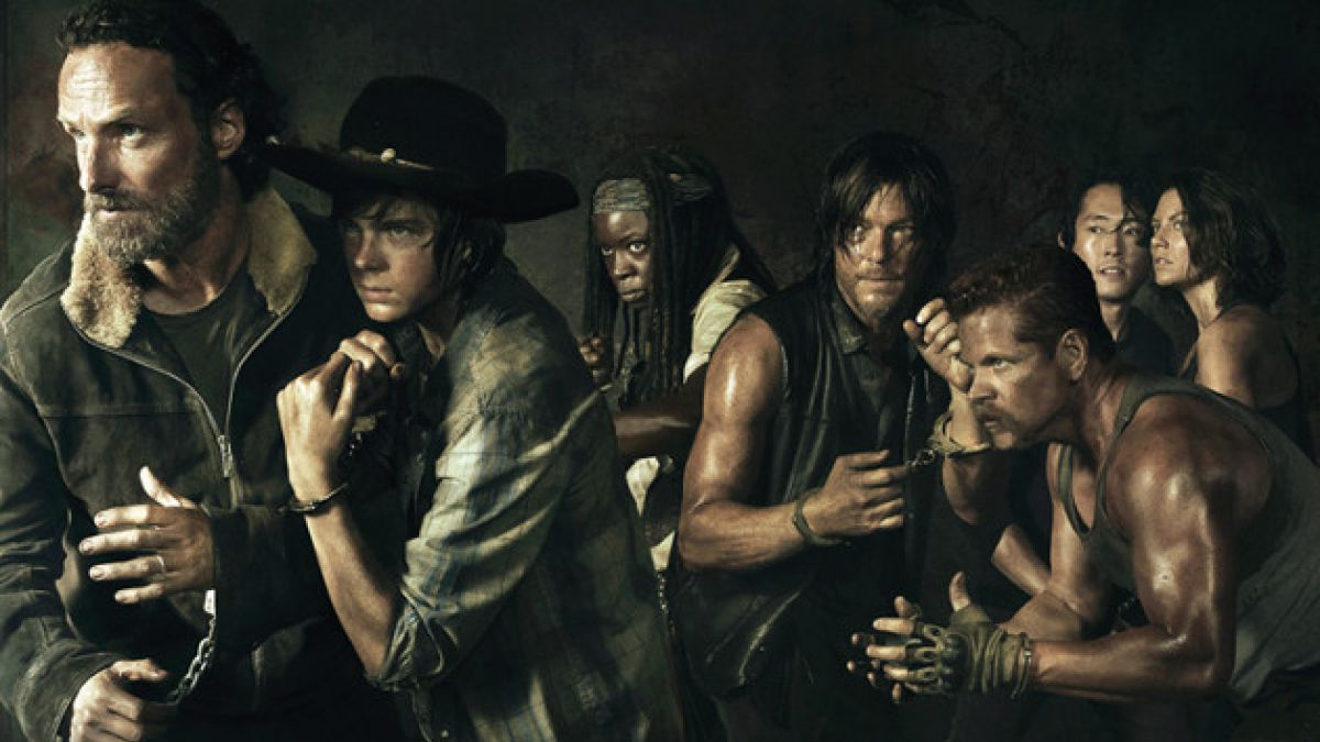 "Confirman sexta temporada de ""The Walking Dead"" antes que se estrene la quinta"
