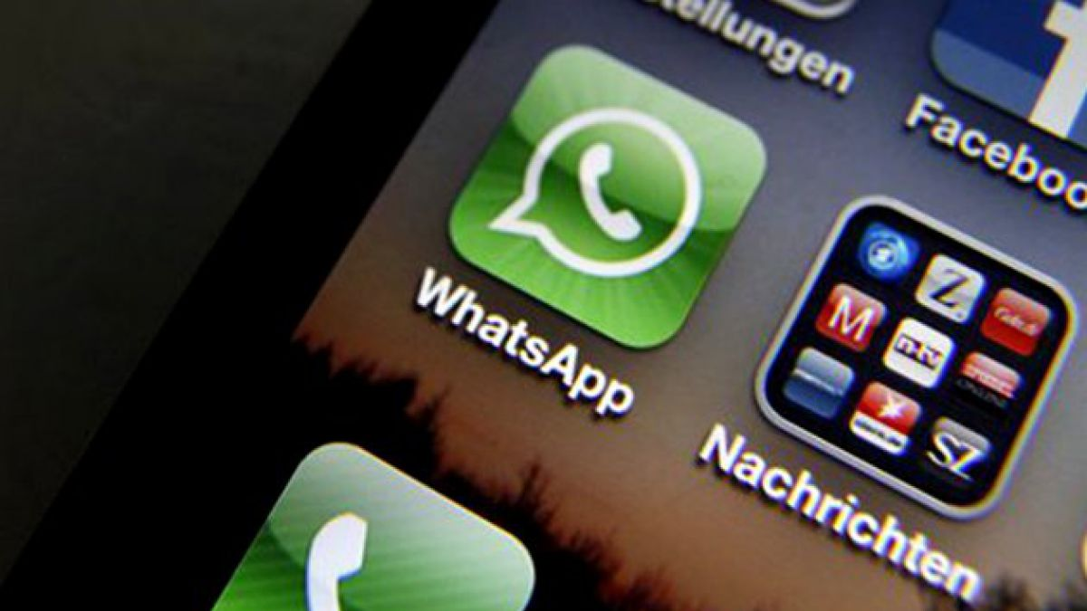Facebook podría adquirir Whatsapp