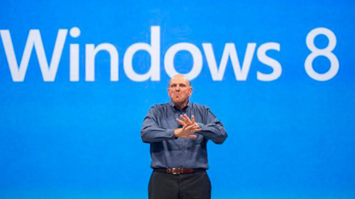 Windows 8 estará disponible a partir de octubre
