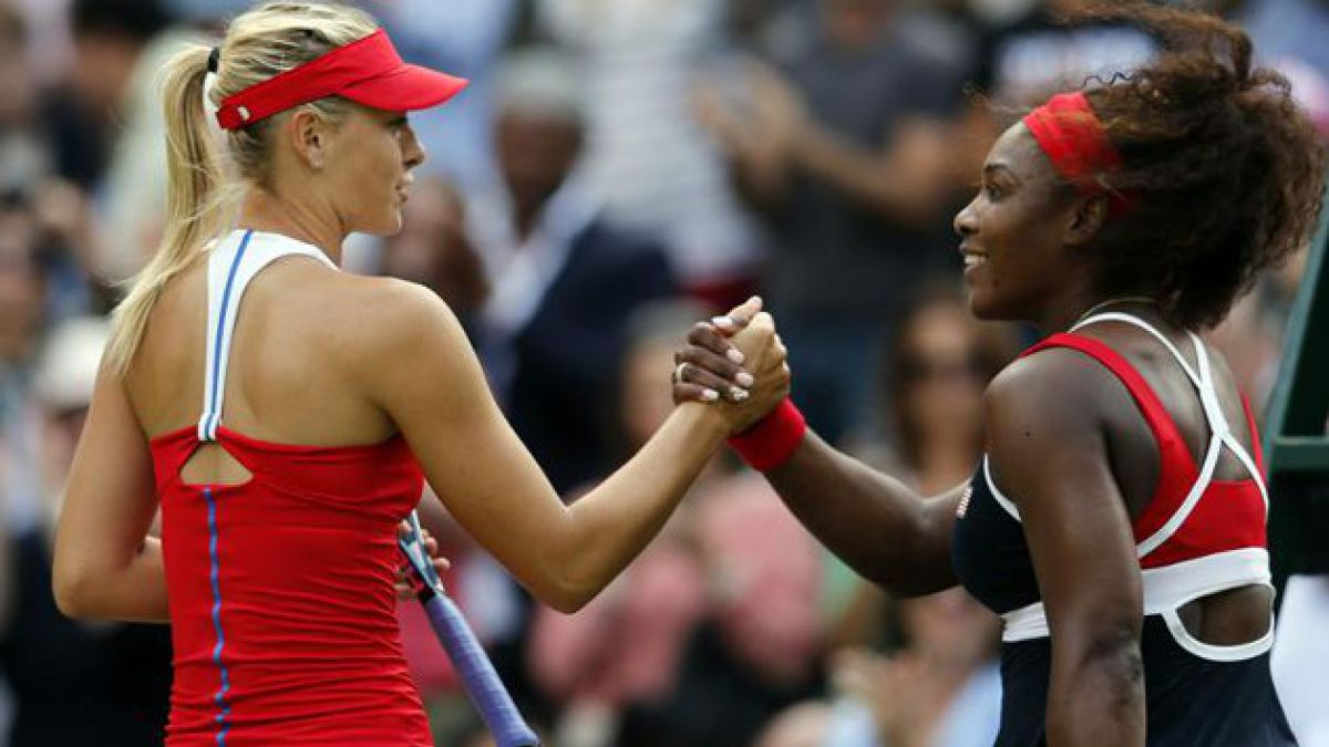 [JJ.OO.] Williams le quitó el oro a Sharapova