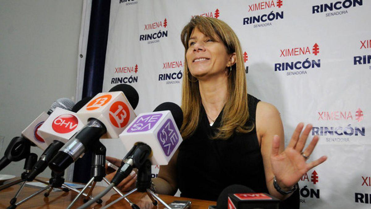 Descartan que se haya decidido nombre del reemplazante de Ximena Rincón