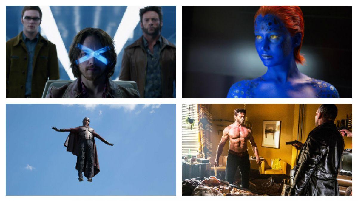 """En 2 semanas, """"X-Men: Días del Futuro Pasado"""" ya es la más taquillera de toda la saga"""