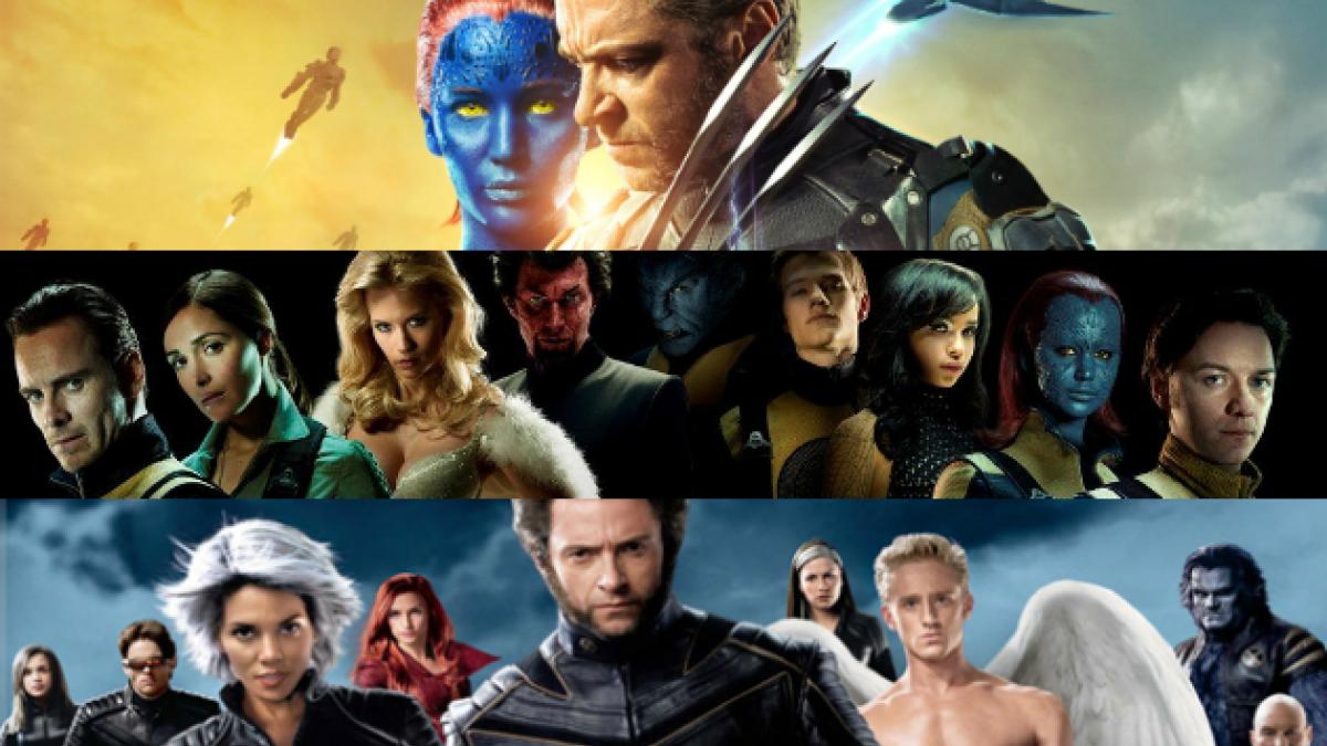 """Saga """"X-Men"""" supera los 3.000 millones de dólares a nivel mundial"""