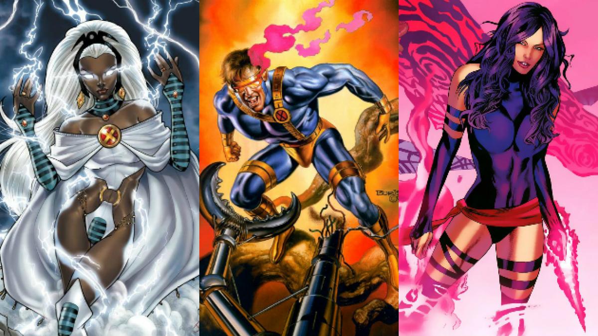 """7 personajes que deberían aparecer en """"X-Men: Apocalipsis"""""""