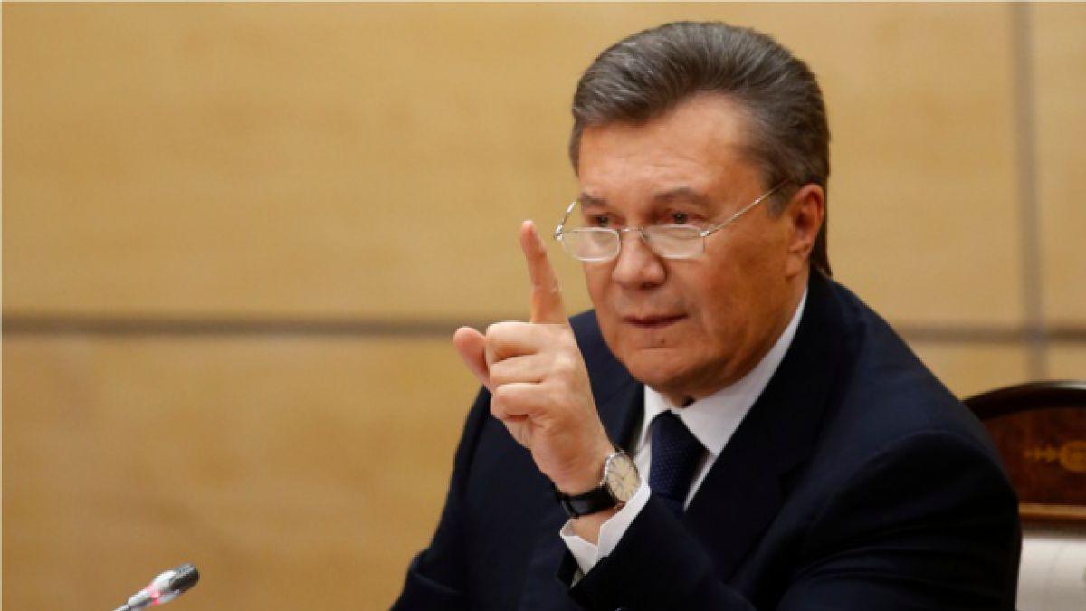 Víktor Yanukóvich estaría hospitalizado en estado grave tras sufrir infarto