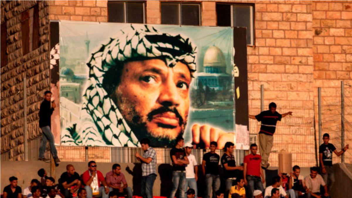 Expertos confirman posibilidad de que Yaser Arafat haya sido envenenado