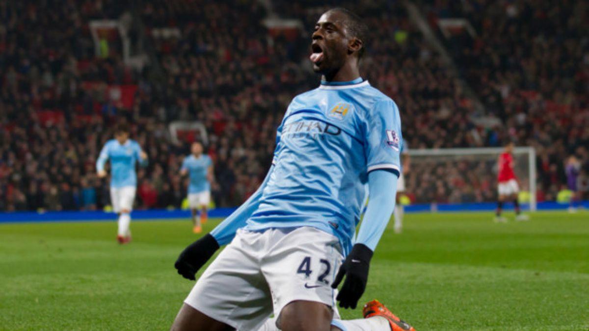 Yaya Touré podría dejar el Manchester City porque no lo saludaron para su cumpleaños