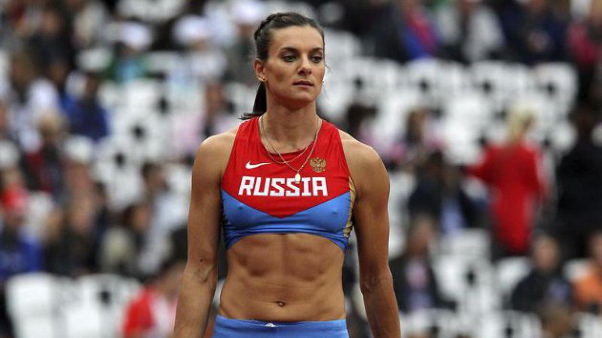 [JJ.OO.] Yelena Isinbayeva perdió el oro en Londres 2012