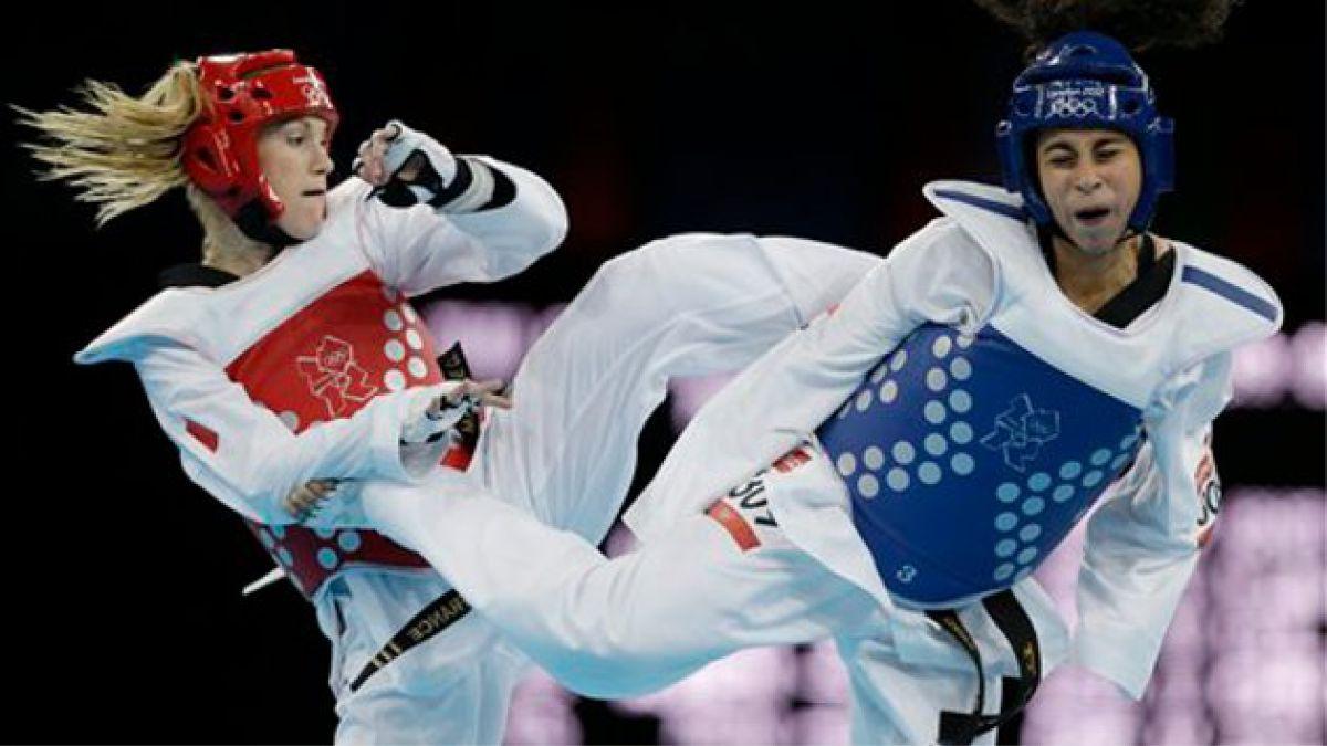 [JJ.OO.] Yeny Contreras quedó eliminada en taekwondo