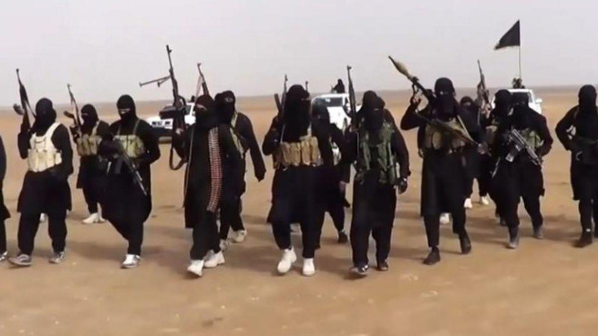 Integrantes del Estado Islámico derriban por primera vez un avión militar sirio
