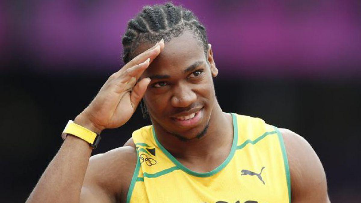 [JJ.OO.] Yohan Blake: La gran amenaza de Usain Bolt