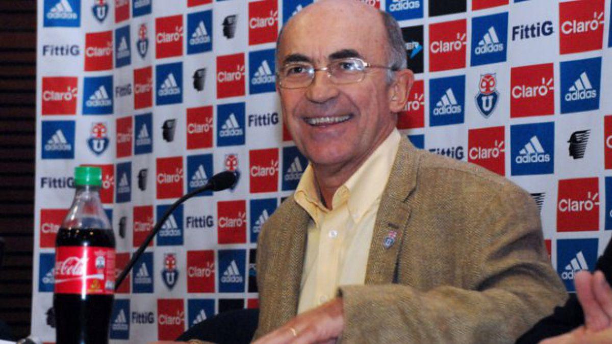 José Yuraszeck asume presidencia en la Universidad de Chile