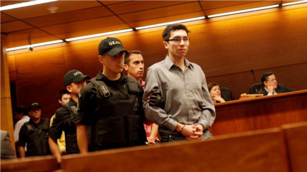Caso Zamudio: Este lunes se conocerá la pena de los condenados