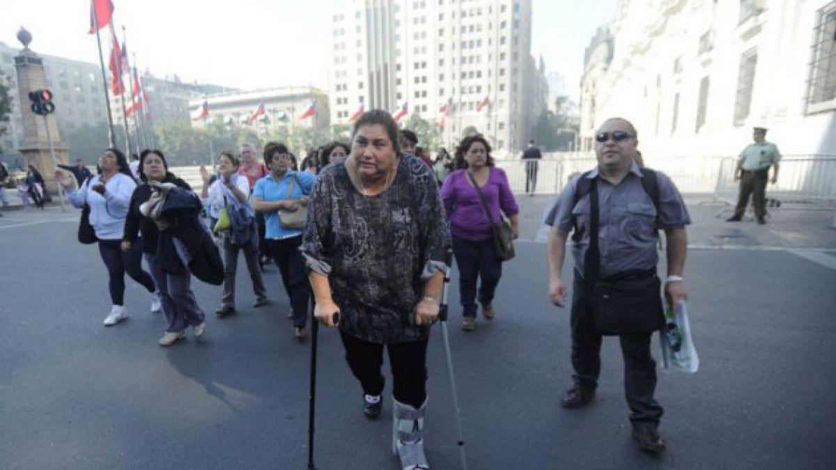 Andha Chile depone protesta y se reunirán el martes con Chadwick