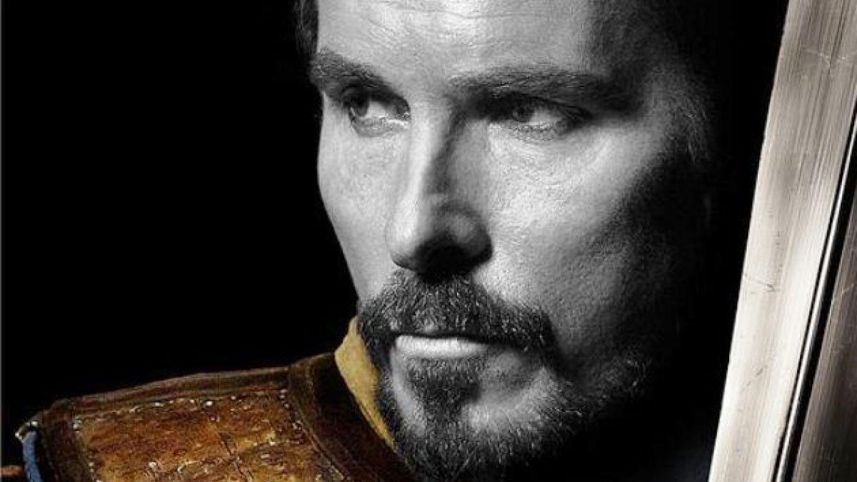 Christian Bale como Moisés en diez fotos