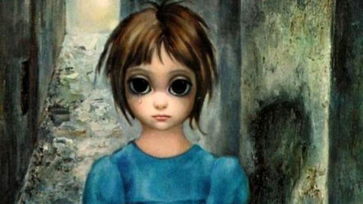 Así es Big Eyes, la nueva película de Tim Burton