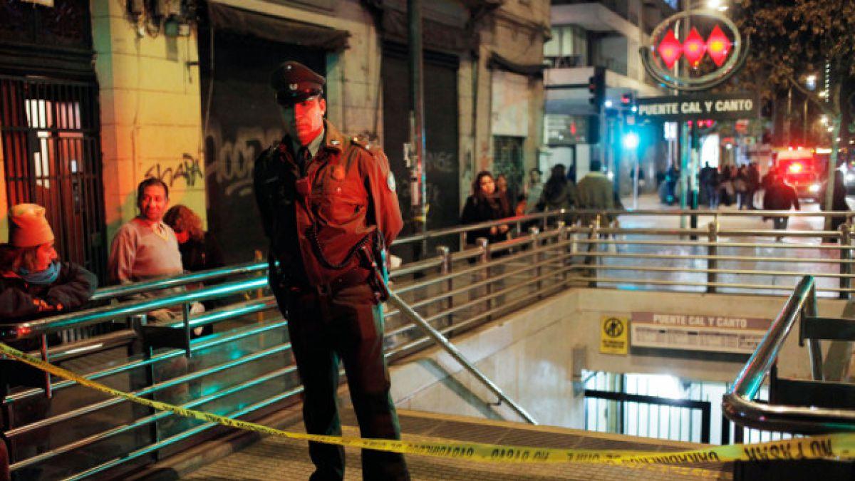 Joven que dio falso aviso de bomba no podrá ingresar más al Metro