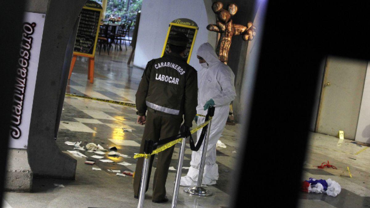 """Sindicato de Trabajadores de Metro repudia """"acción terrorista"""" y señala que es tiempo que se traspas"""