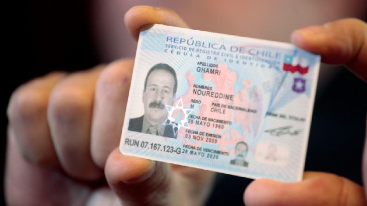 En una semana vence el plazo para renovar cédula de identidad, Registro Civil anuncia atención espec