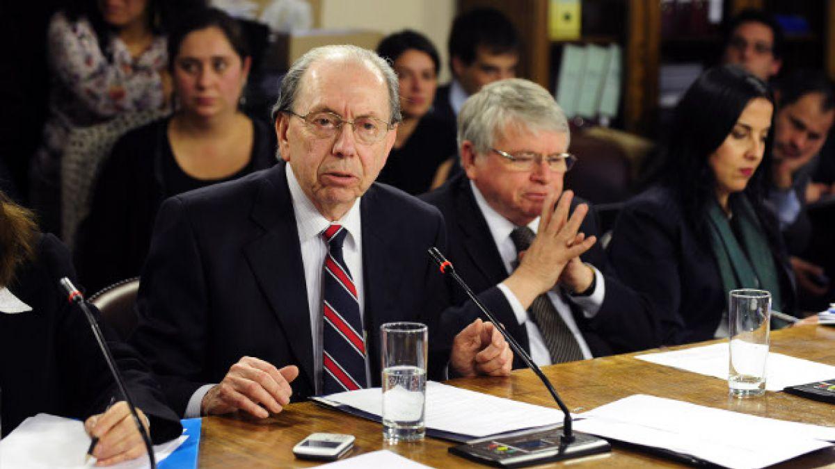 Caso Sename: comisión declara inadmisible acusación contra juez Carreño