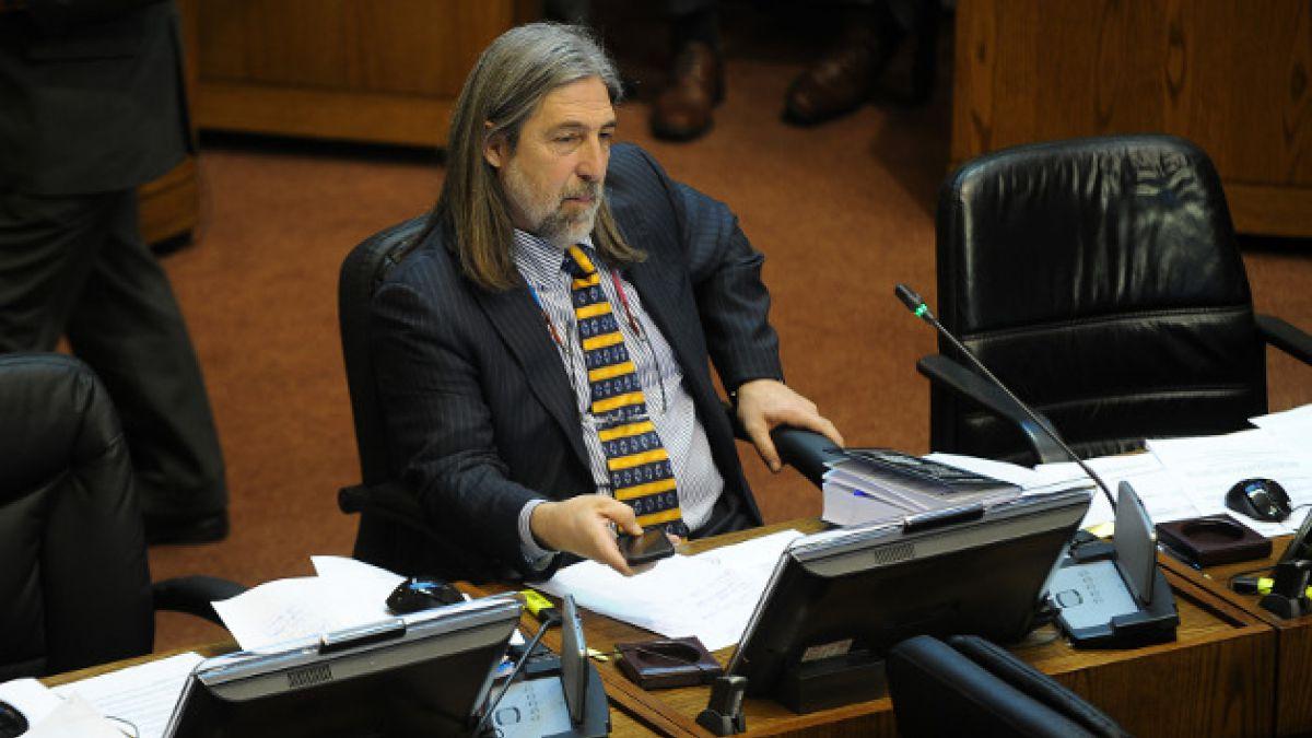 """Senador Letelier critica carta de la Comunidad Judía y advierte que """"Chile ha condenado siempre y si"""