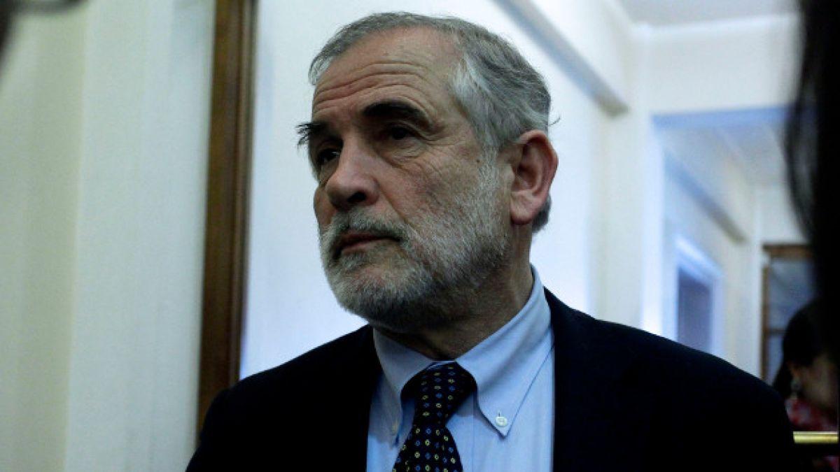 Reforma Tributaria: Carlos Montes admite que en el acuerdo influyeron la desaceleración y la amenaza