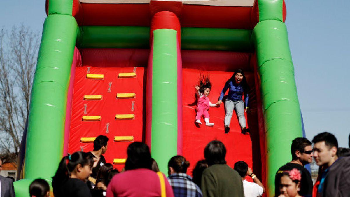 Entregan recomendaciones para cuidar a los niños en Fiestas Patrias