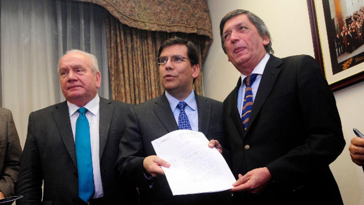 Revisa los incrementos presupuestarios anunciados por Bachelet