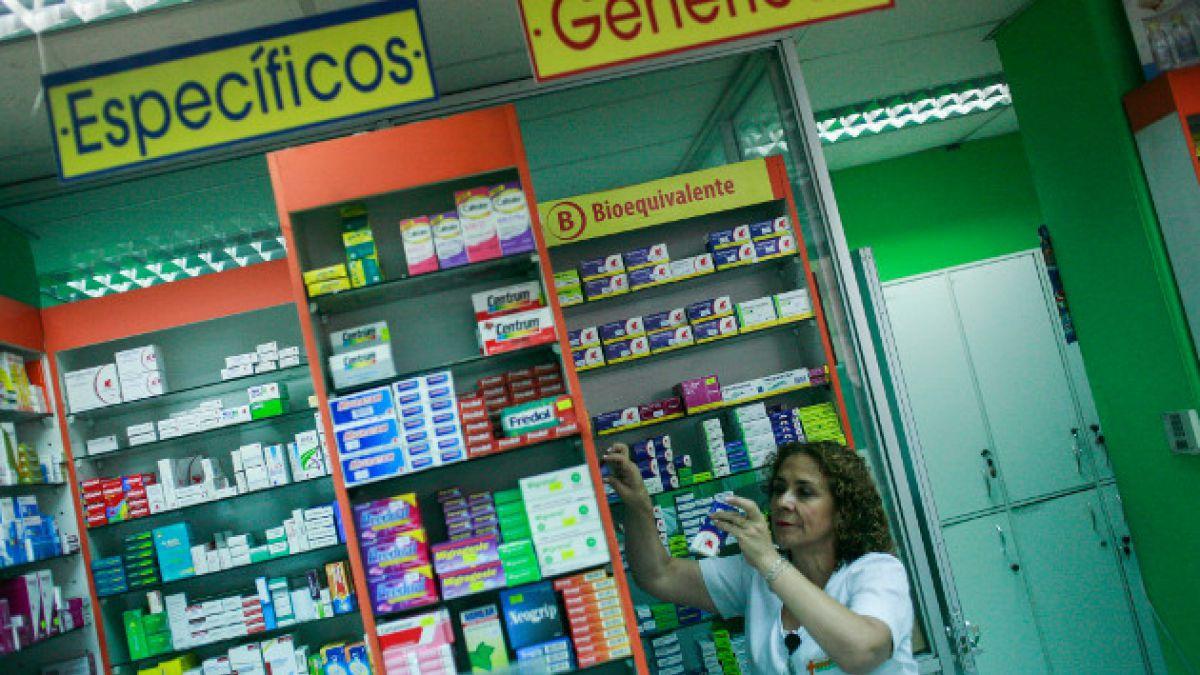 Clausuran tres locales de farmacias por incumplir la Ley de Fármacos