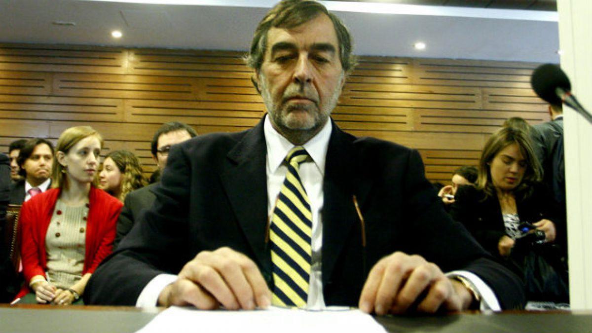 Ex subsecretario de Interior justifica aplicación de ley antiterrorista en conflicto de la Araucanía