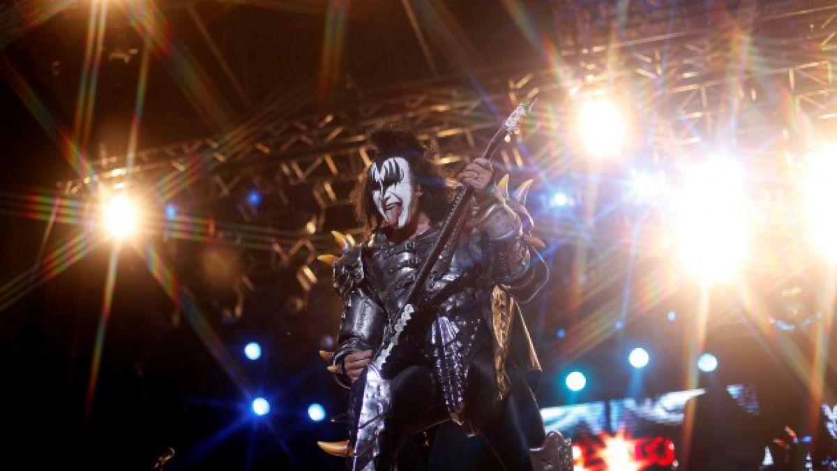 Gene Simmons asegura que el rock está muerto