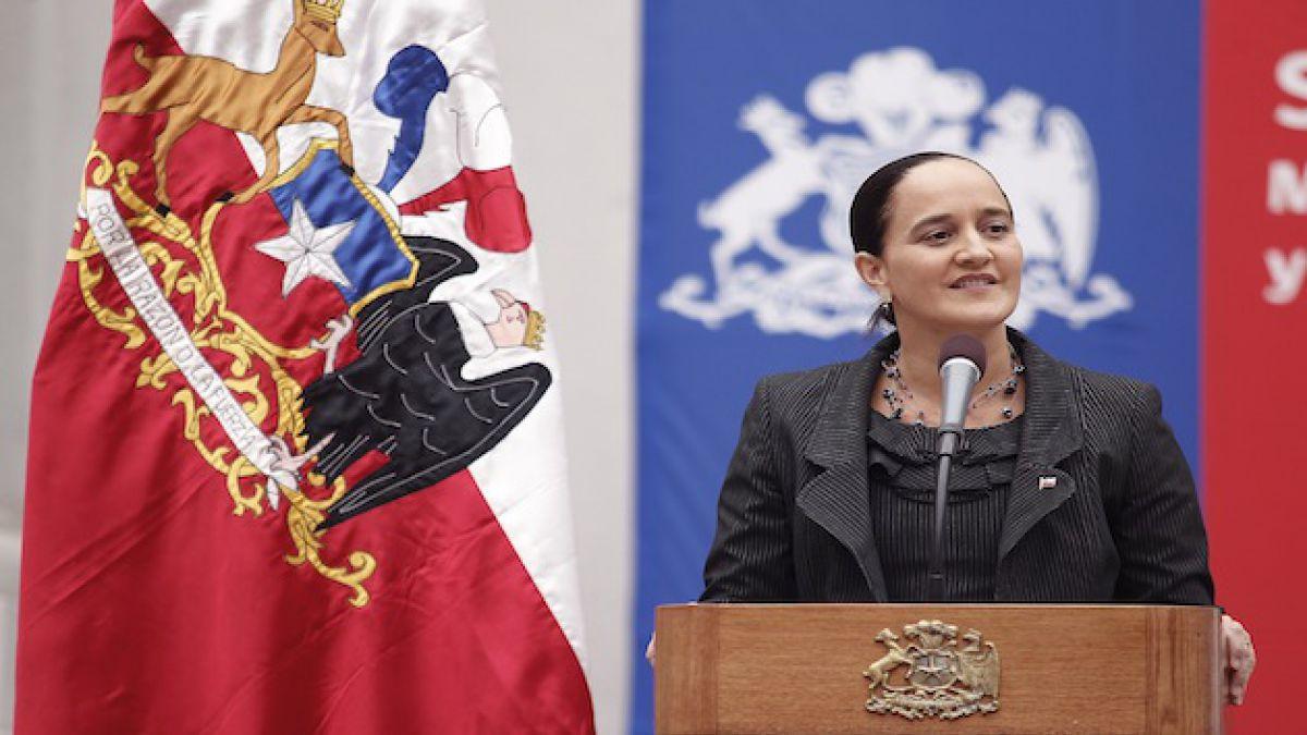 Francisca Florenzano abandona Senda