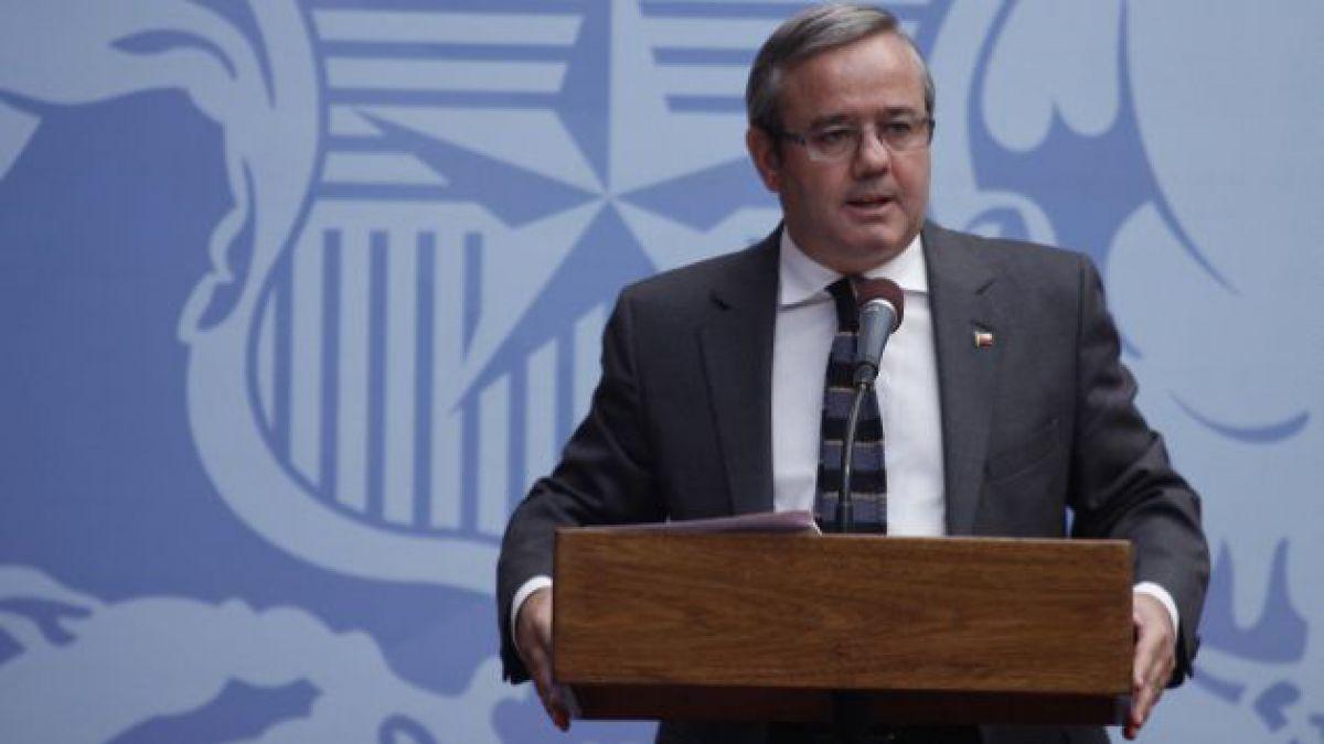 Ex ministro de Desarrollo Social acusa extrema politización de la CUT y responde al calvario de