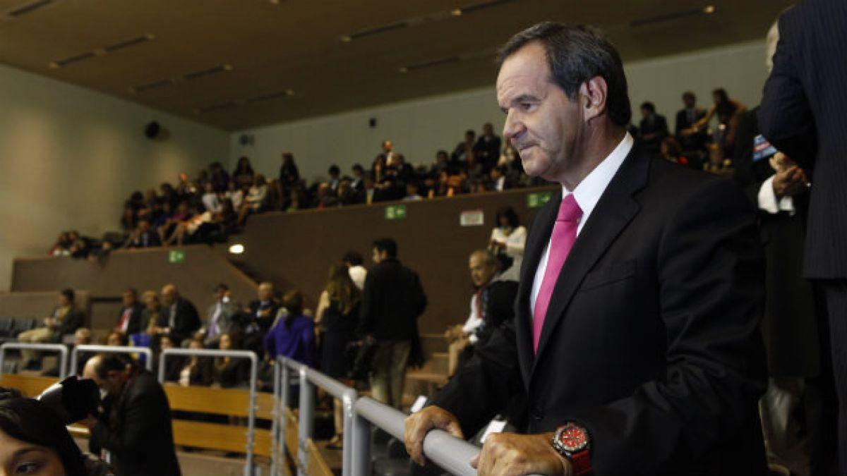 Andrés Allamand pide al gobierno ordenar la casa y replantear la reforma educacional en tiempos y