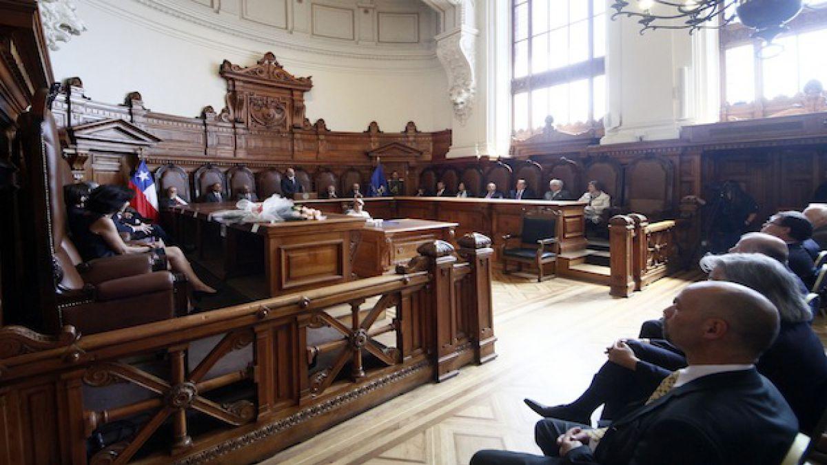 Causas de DD.HH. y el FPMR entre los principales casos de los cinco aspirantes a la Corte Suprema