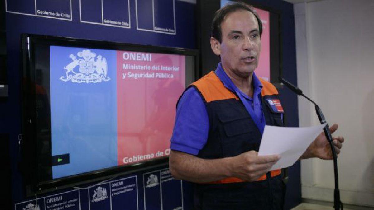 Comité de emergencia analiza medidas por sistema frontal