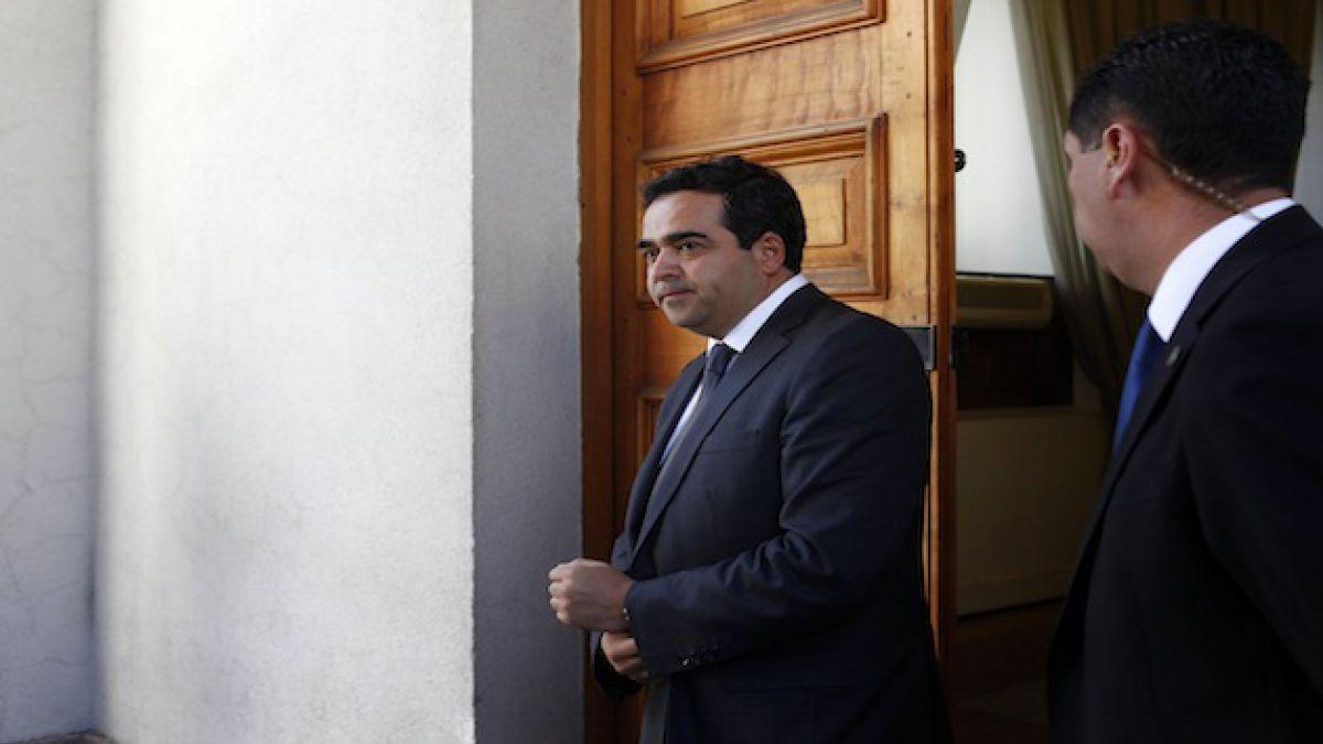 Jaime Quintana: No tengo un lenguaje diplomático