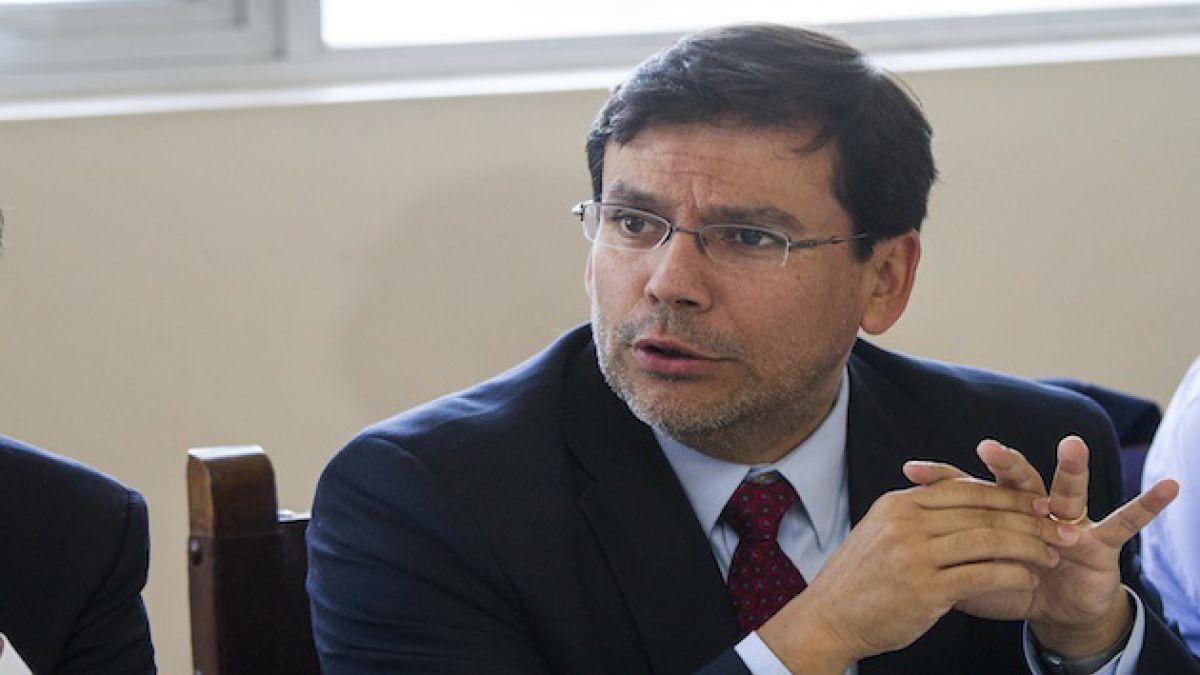 Ministro de Hacienda pide celeridad en trámite de reforma tributaria
