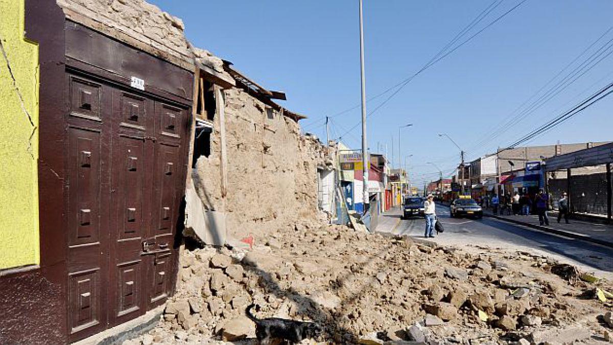Encuesta Adimark: 61% aprueba labor de Bachelet frente a terremoto en el norte